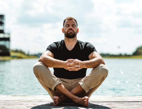 Ruhe und Fokus